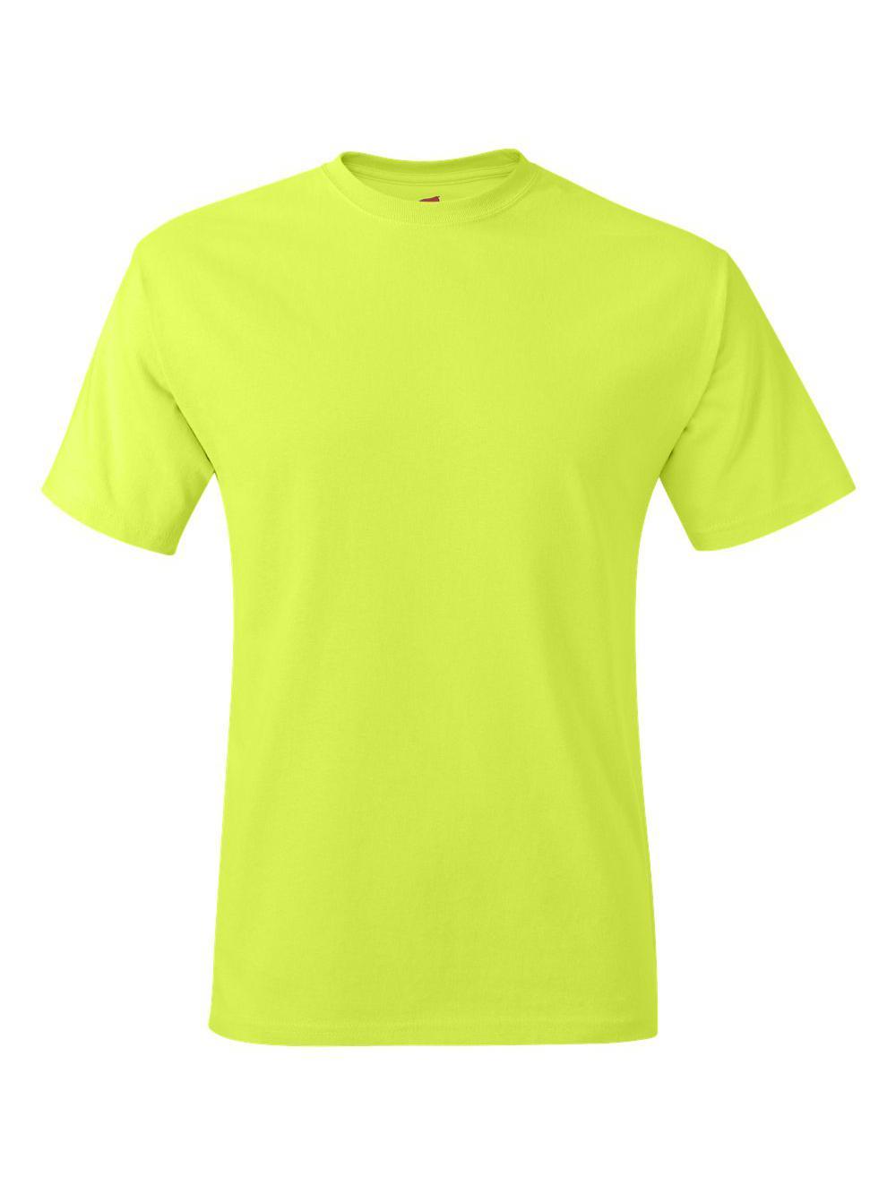 Hanes-Tagless-T-Shirt-5250 thumbnail 99