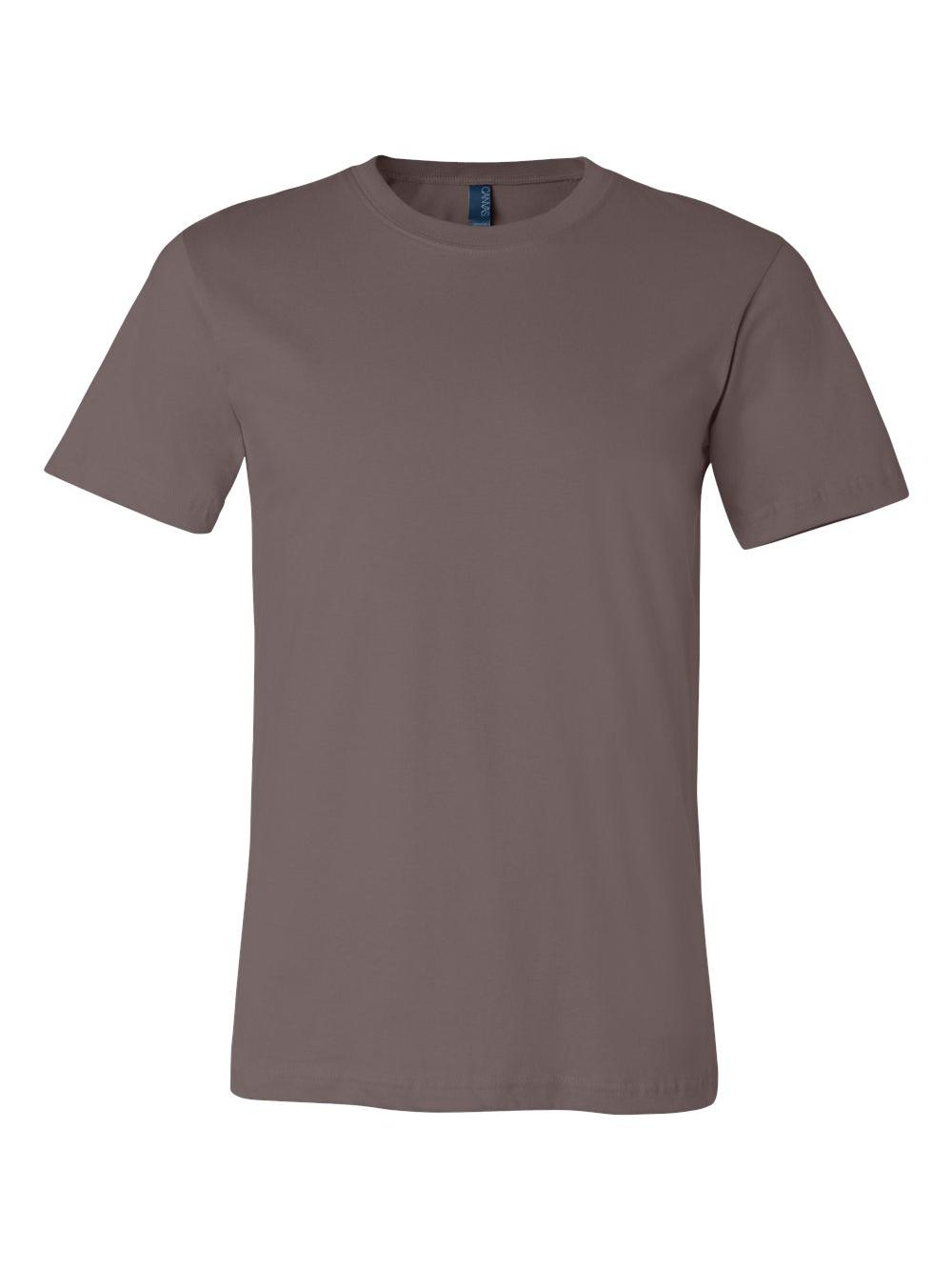 Bella-Canvas-Unisex-Short-Sleeve-Jersey-Tee-3001 thumbnail 102
