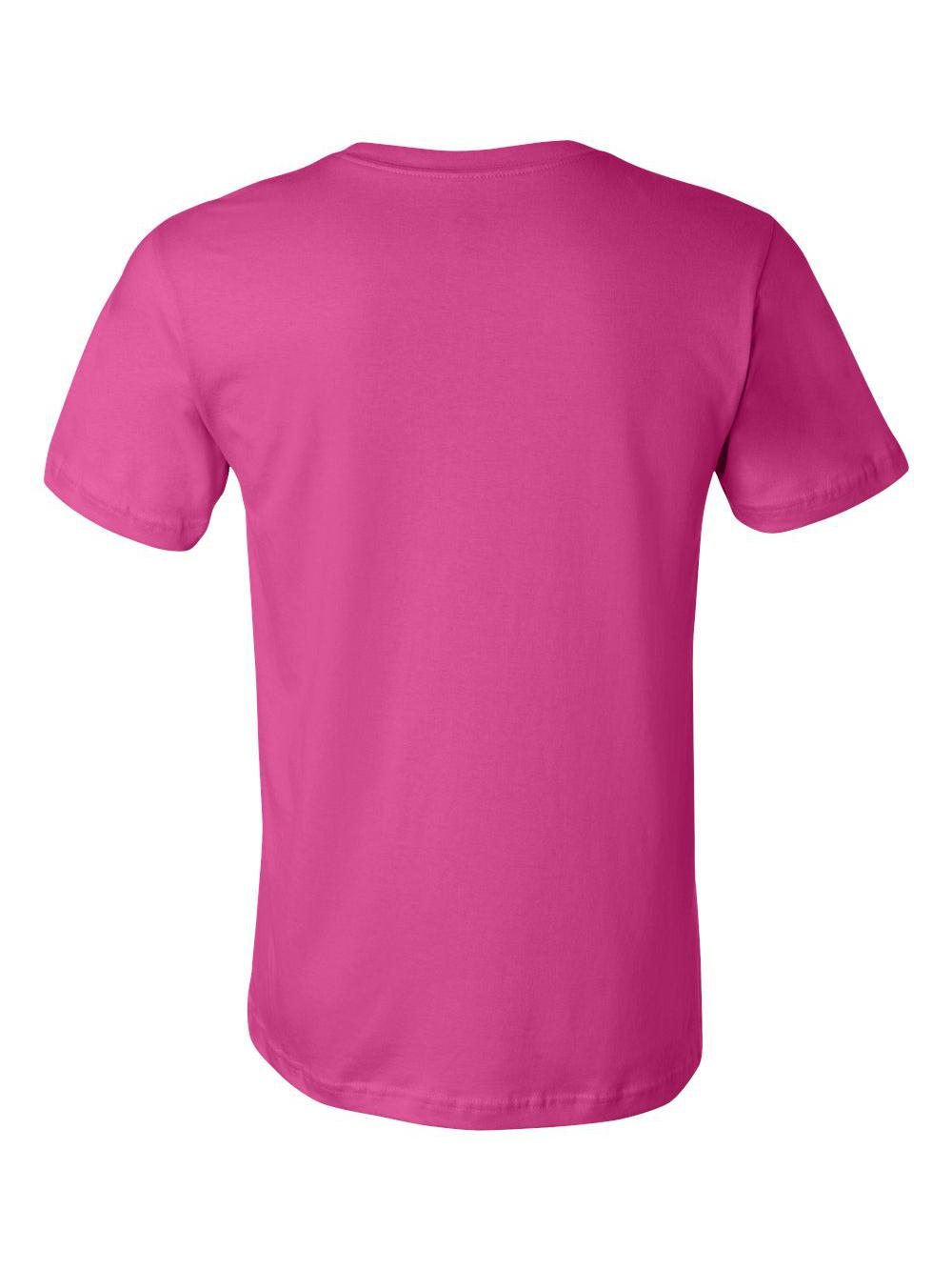 Bella-Canvas-Unisex-Short-Sleeve-Jersey-Tee-3001 thumbnail 19