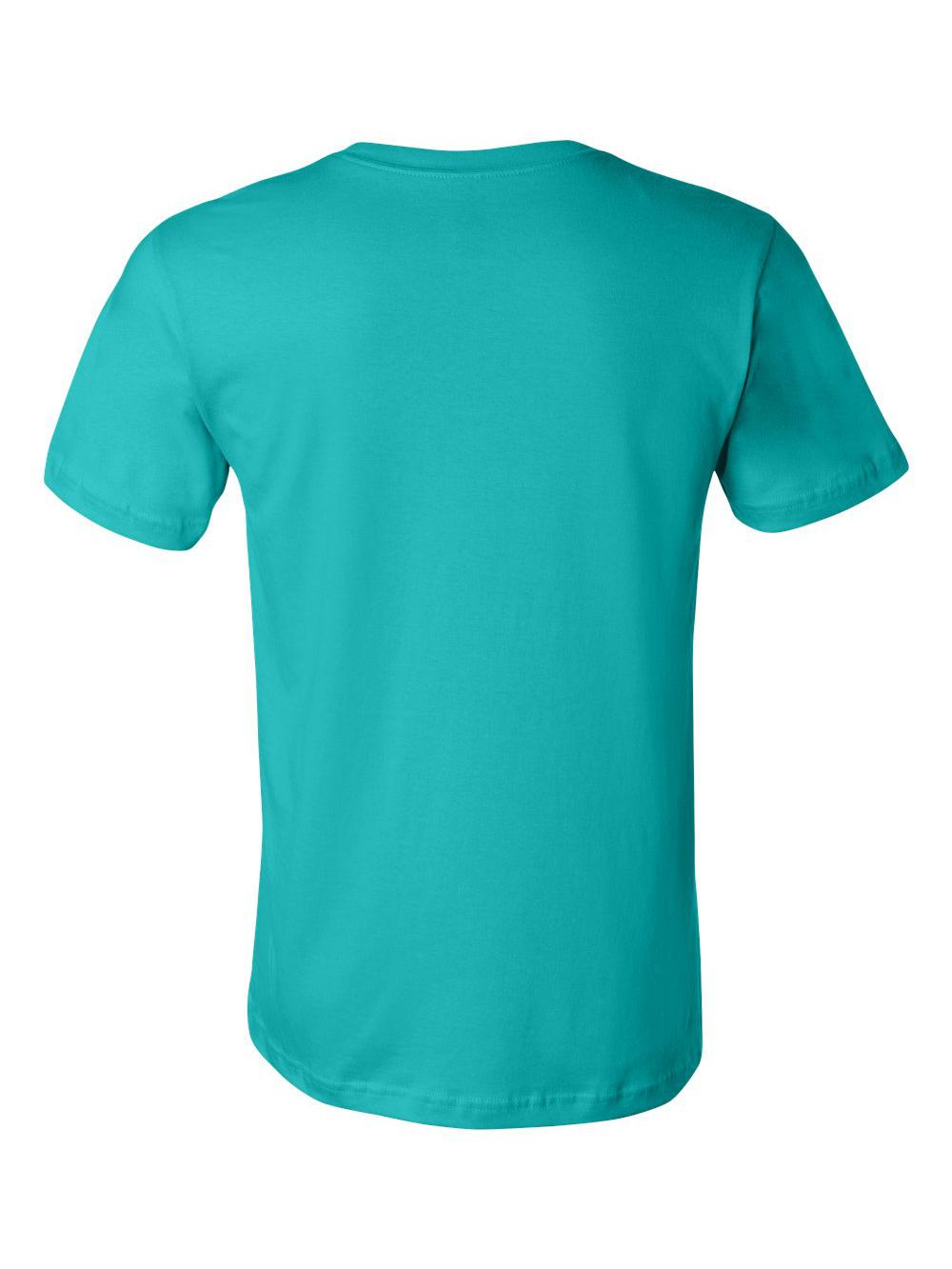 Bella-Canvas-Unisex-Short-Sleeve-Jersey-Tee-3001 thumbnail 133