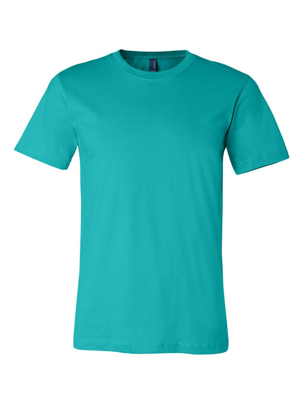 Bella-Canvas-Unisex-Short-Sleeve-Jersey-Tee-3001 thumbnail 132