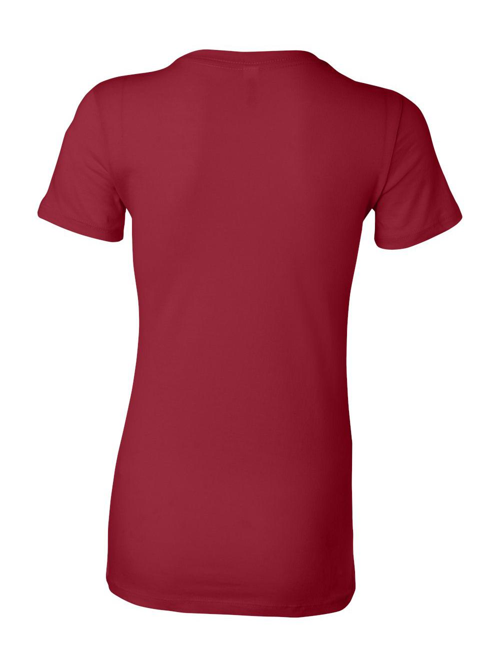 Bella-Canvas-Women-039-s-The-Favorite-Tee-6004 thumbnail 25