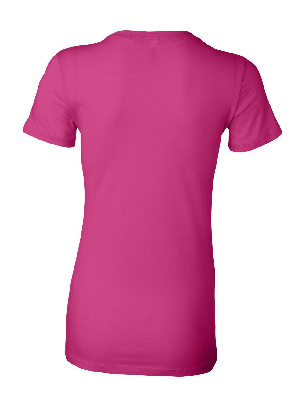 Bella-Canvas-Women-039-s-The-Favorite-Tee-6004 thumbnail 16