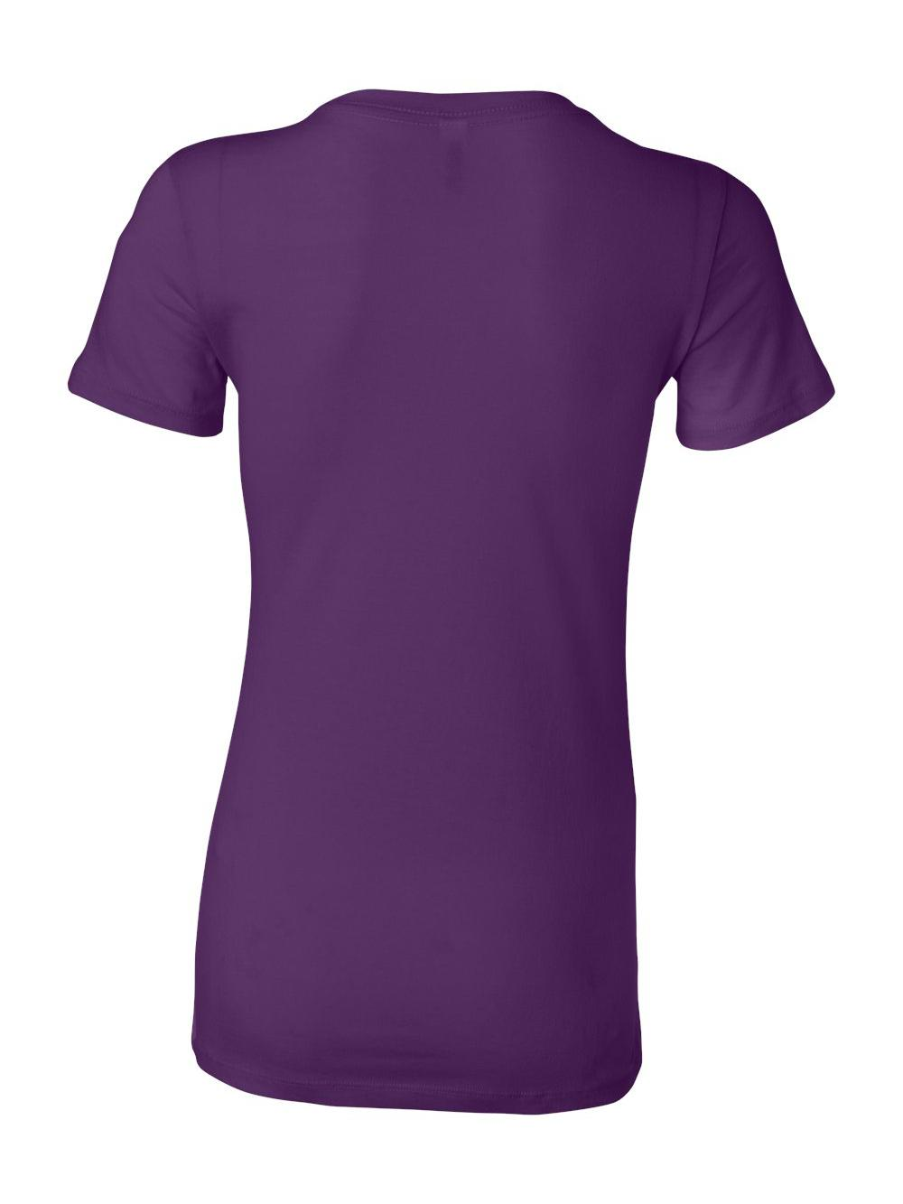 Bella-Canvas-Women-039-s-The-Favorite-Tee-6004 thumbnail 121