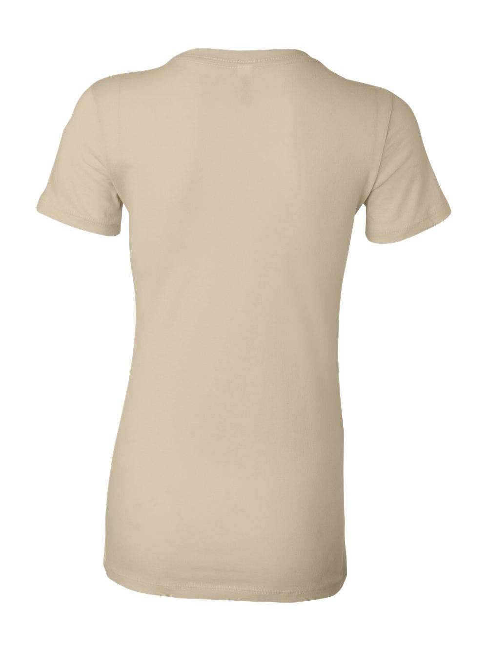 Bella-Canvas-Women-039-s-The-Favorite-Tee-6004 thumbnail 106