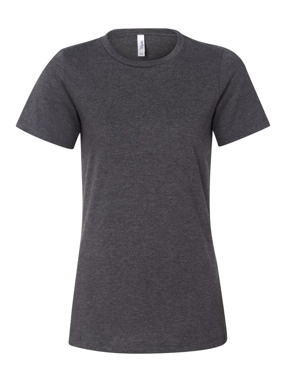 Bella-Canvas-Women-039-s-Relaxed-Short-Sleeve-Jersey-Tee-6400 thumbnail 24