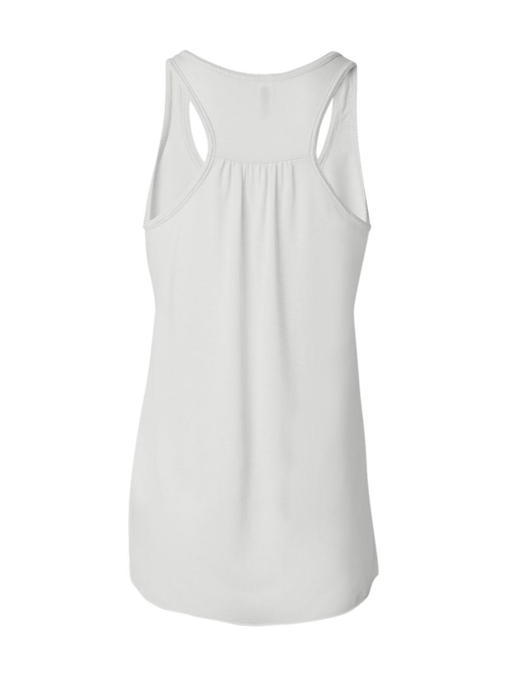 Bella-Canvas-Women-039-s-Flowy-Racerback-Tank-8800 thumbnail 109
