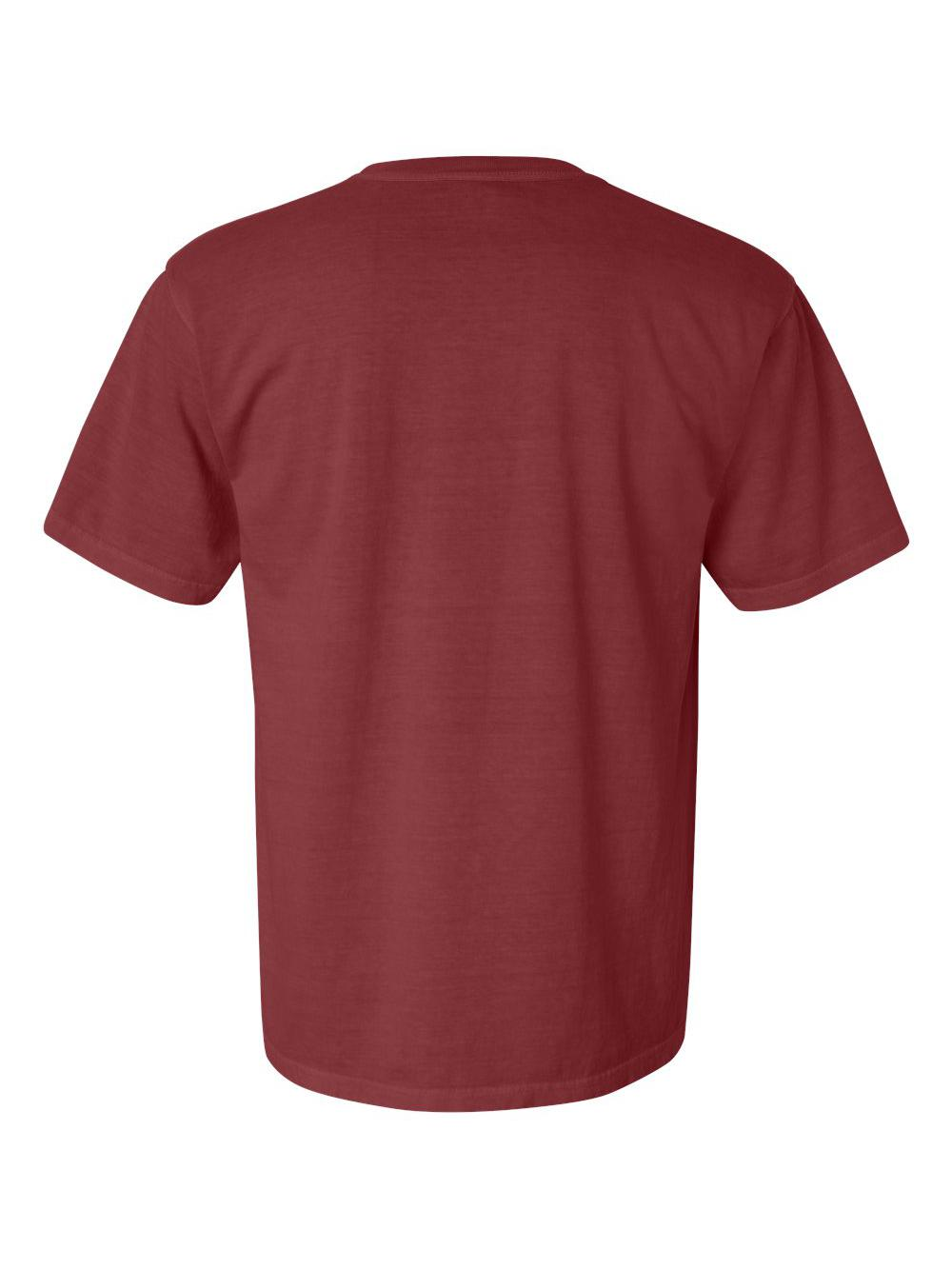 Comfort-Colors-Garment-Dyed-Heavyweight-Ringspun-Short-Sleeve-Shirt-1717 thumbnail 19