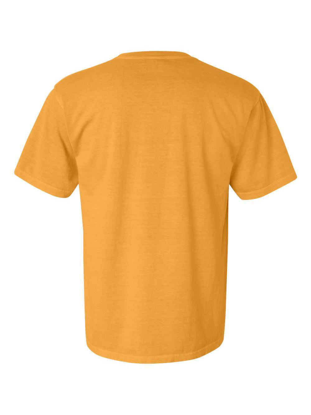 Comfort-Colors-Garment-Dyed-Heavyweight-Ringspun-Short-Sleeve-Shirt-1717 thumbnail 40