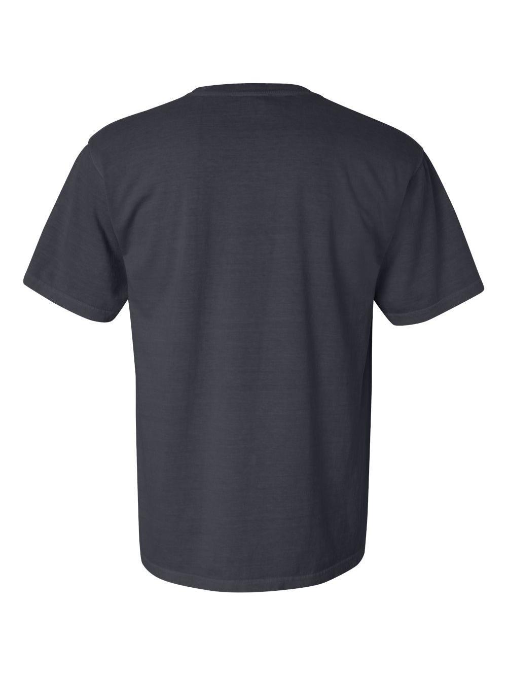 Comfort-Colors-Garment-Dyed-Heavyweight-Ringspun-Short-Sleeve-Shirt-1717 thumbnail 55