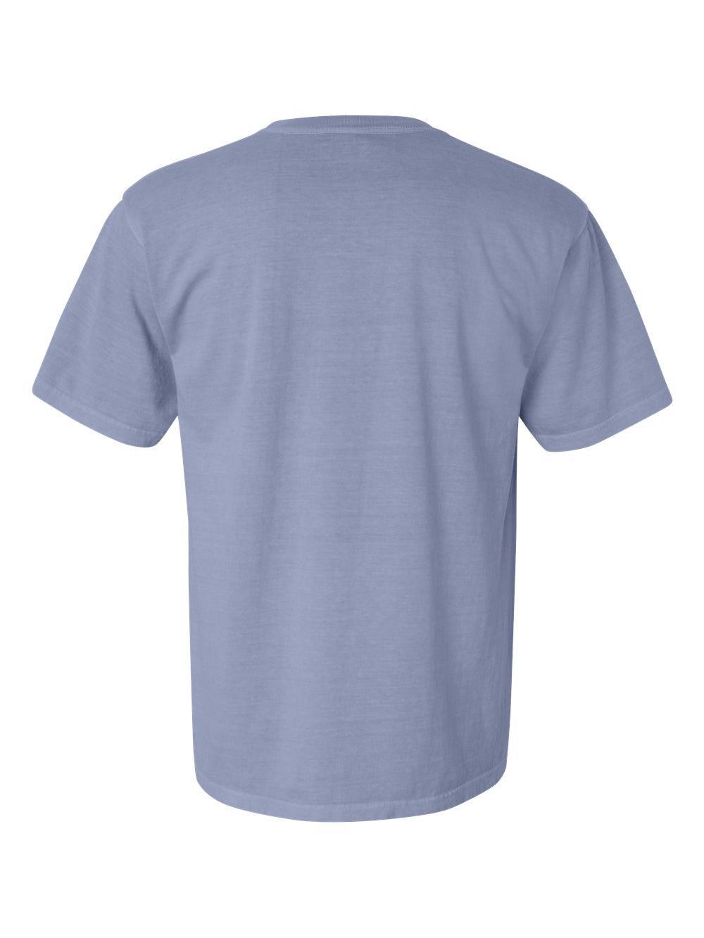 Comfort-Colors-Garment-Dyed-Heavyweight-Ringspun-Short-Sleeve-Shirt-1717 thumbnail 67