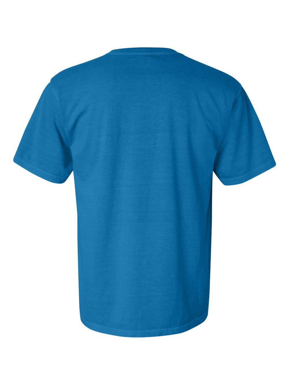 Comfort-Colors-Garment-Dyed-Heavyweight-Ringspun-Short-Sleeve-Shirt-1717 thumbnail 109