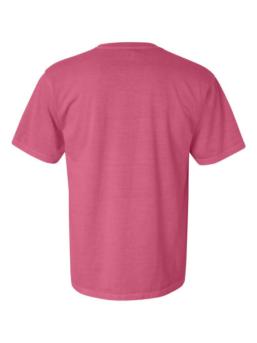 Comfort-Colors-Garment-Dyed-Heavyweight-Ringspun-Short-Sleeve-Shirt-1717 thumbnail 46