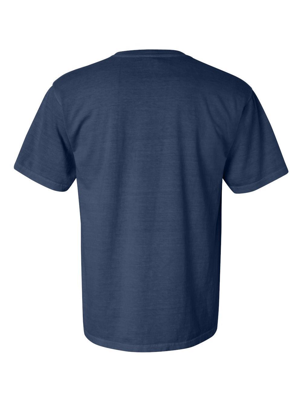 Comfort-Colors-Garment-Dyed-Heavyweight-Ringspun-Short-Sleeve-Shirt-1717 thumbnail 88