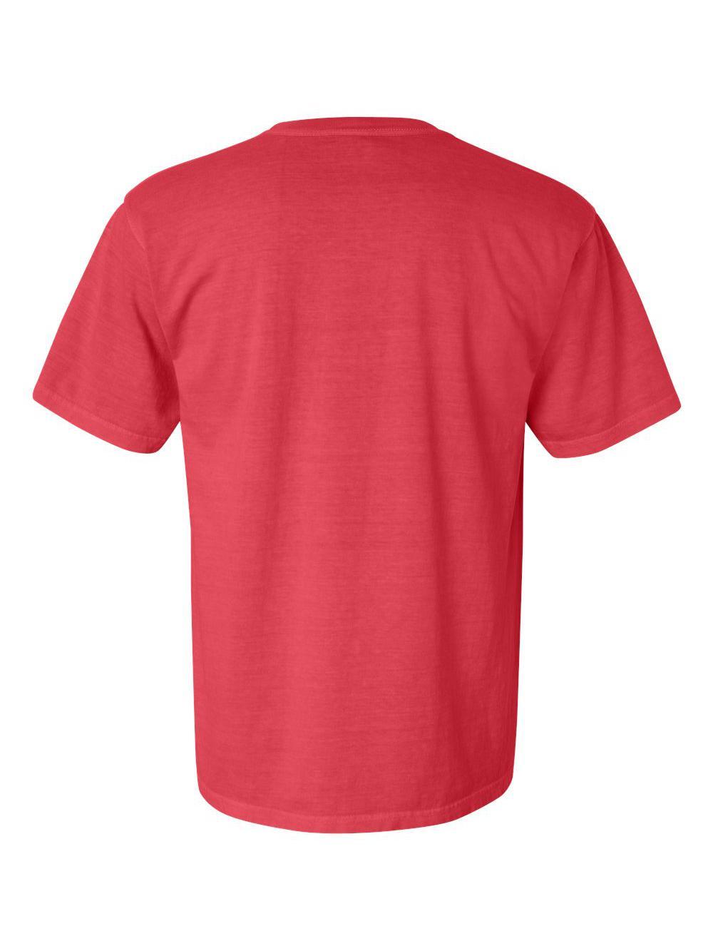 Comfort-Colors-Garment-Dyed-Heavyweight-Ringspun-Short-Sleeve-Shirt-1717 thumbnail 127