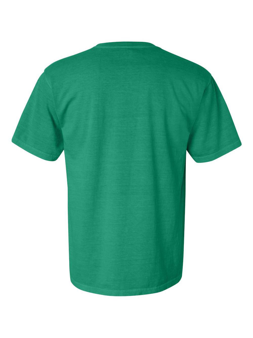 Comfort-Colors-Garment-Dyed-Heavyweight-Ringspun-Short-Sleeve-Shirt-1717 thumbnail 58