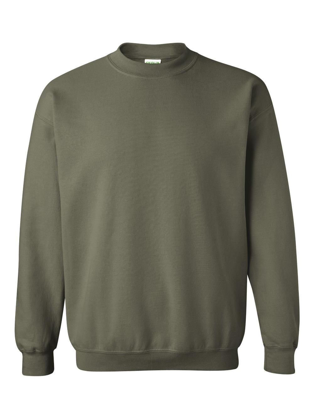 Gildan-Heavy-Blend-Crewneck-Sweatshirt-18000 thumbnail 64