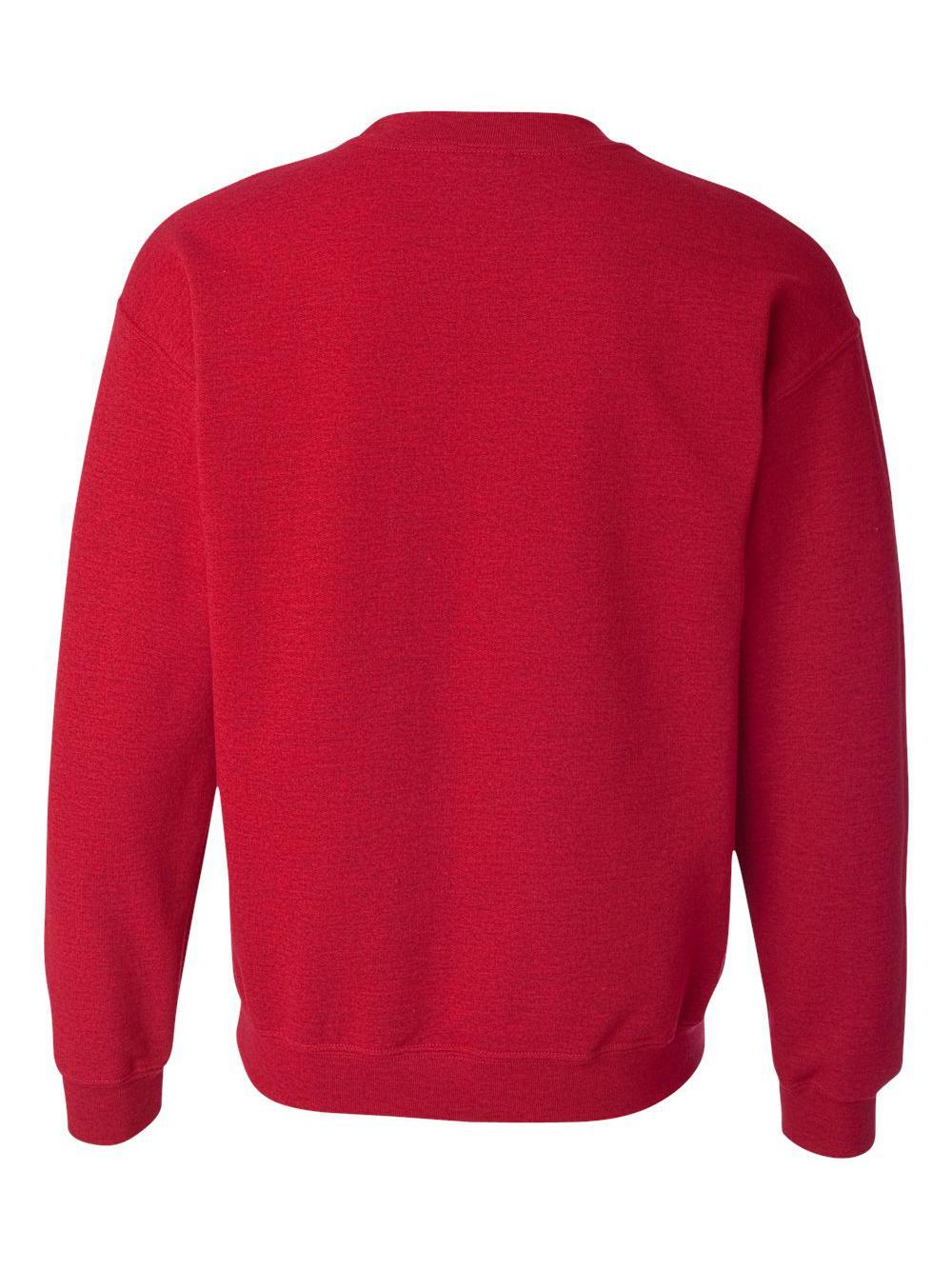 Gildan-Heavy-Blend-Crewneck-Sweatshirt-18000 thumbnail 4