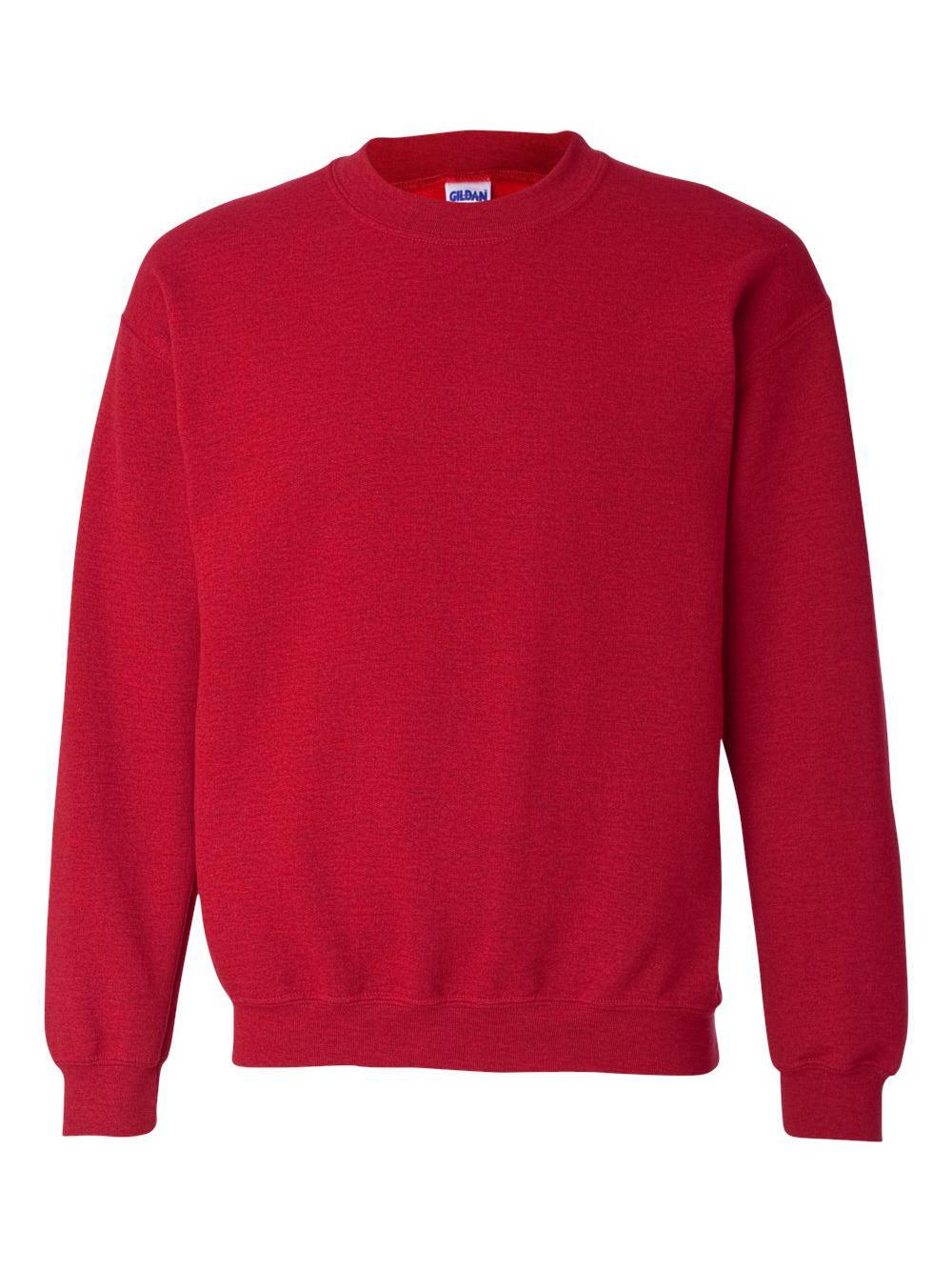 Gildan-Heavy-Blend-Crewneck-Sweatshirt-18000 thumbnail 3