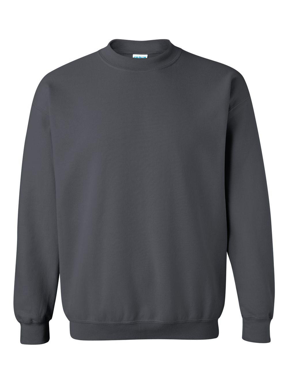 Gildan-Heavy-Blend-Crewneck-Sweatshirt-18000 thumbnail 20