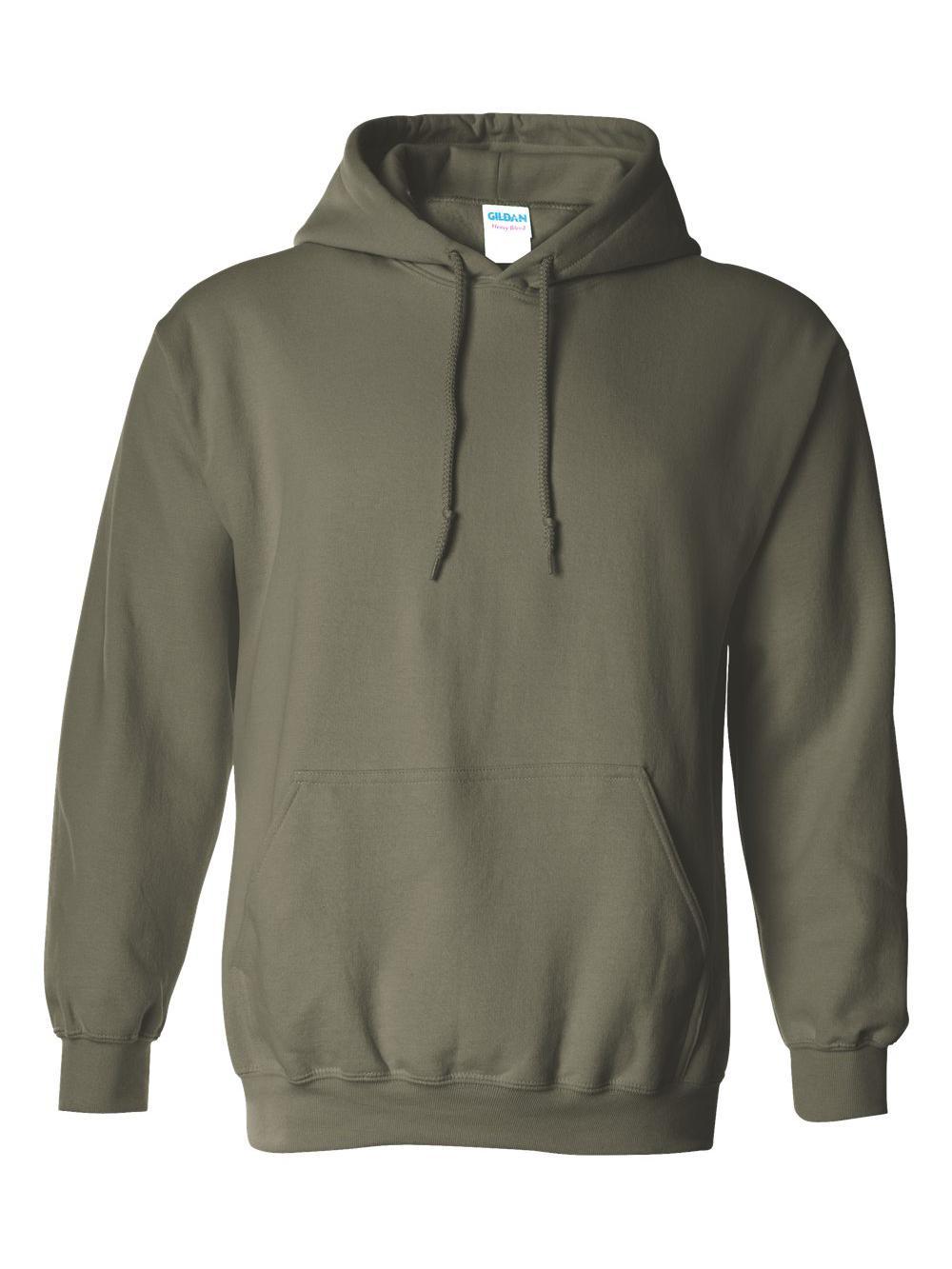 Gildan-Heavy-Blend-Hooded-Sweatshirt-18500 miniatura 81
