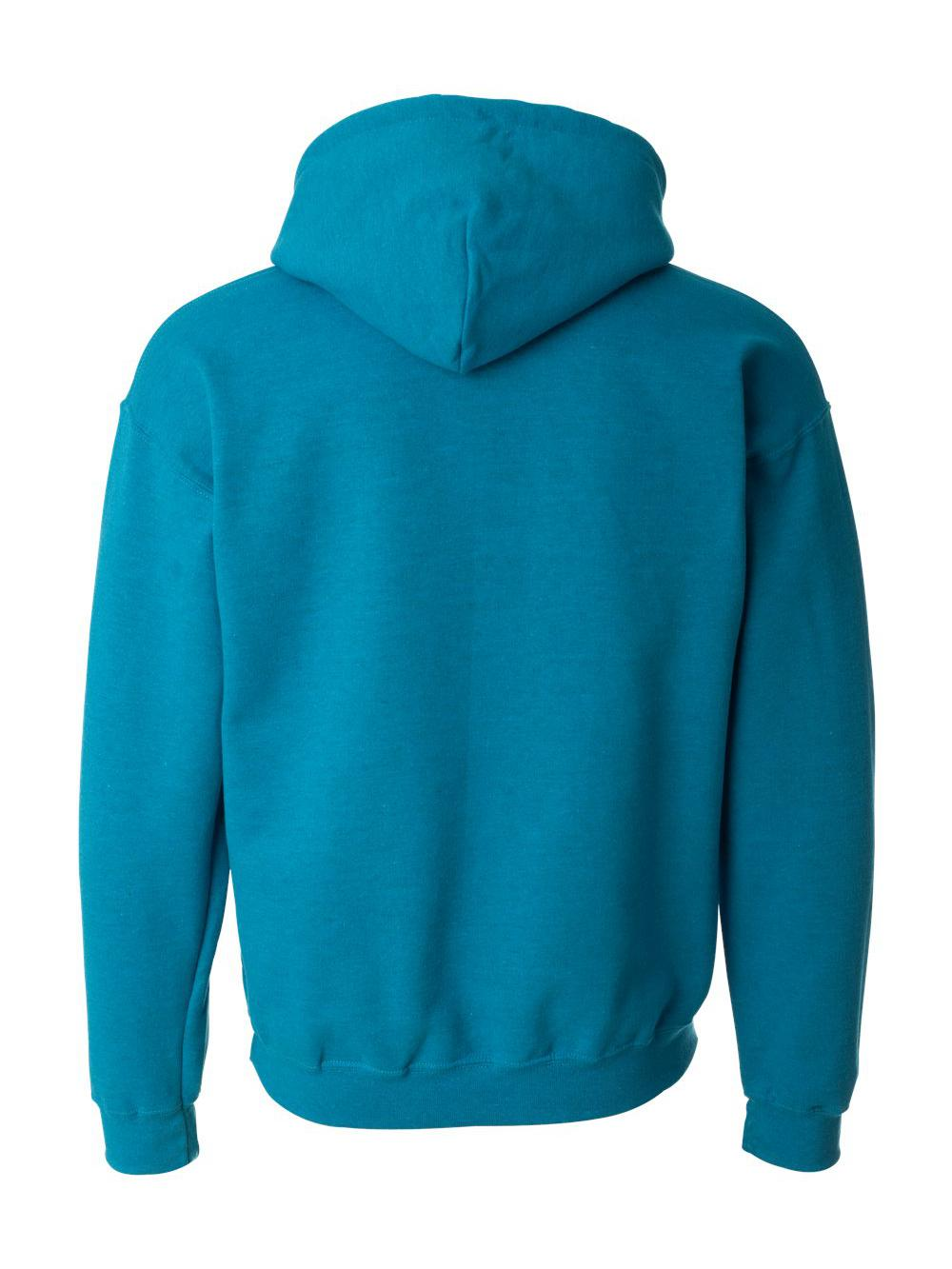 Gildan-Heavy-Blend-Hooded-Sweatshirt-18500 miniatura 7