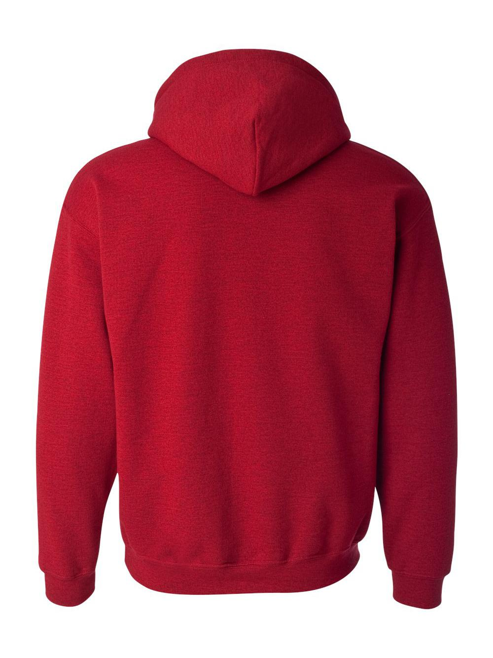Gildan-Heavy-Blend-Hooded-Sweatshirt-18500 miniatura 4