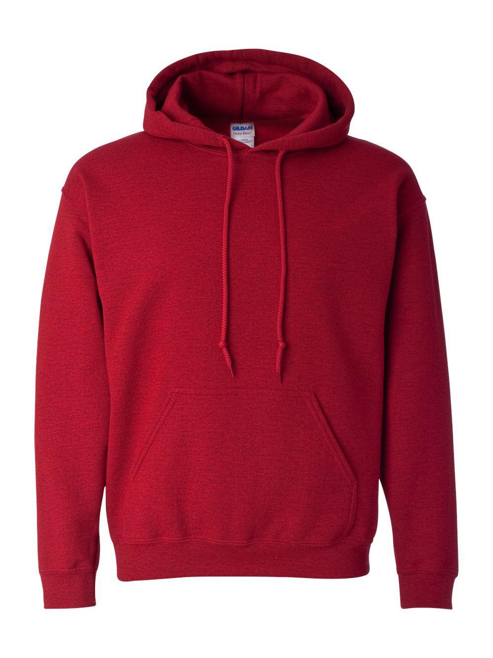 Gildan-Heavy-Blend-Hooded-Sweatshirt-18500 miniatura 3