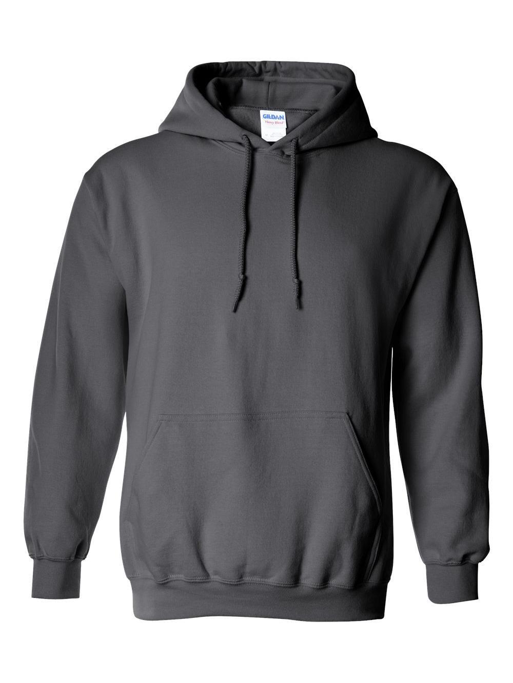 Gildan-Heavy-Blend-Hooded-Sweatshirt-18500 miniatura 21