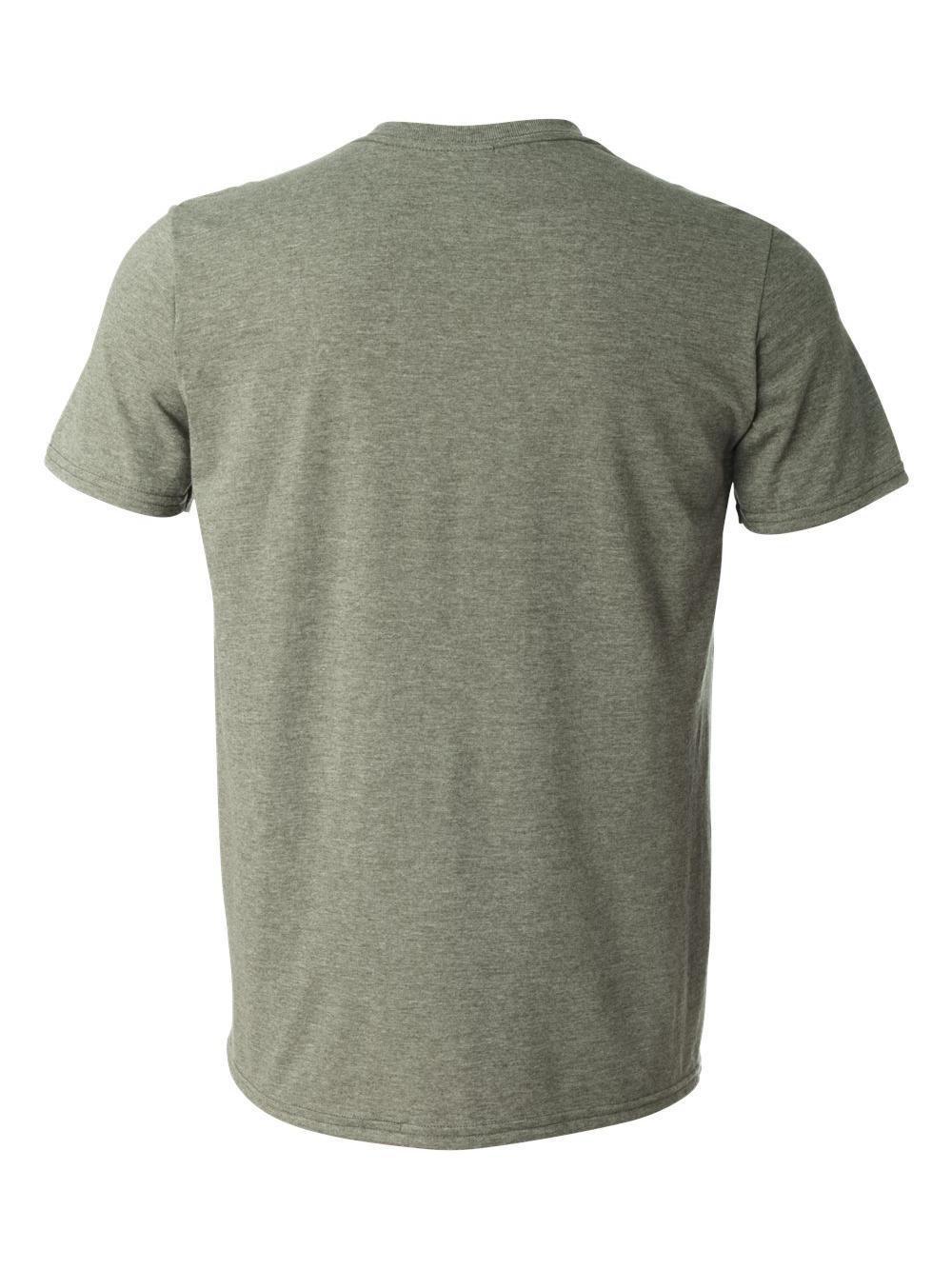 Gildan-Softstyle-T-Shirt-64000 thumbnail 82