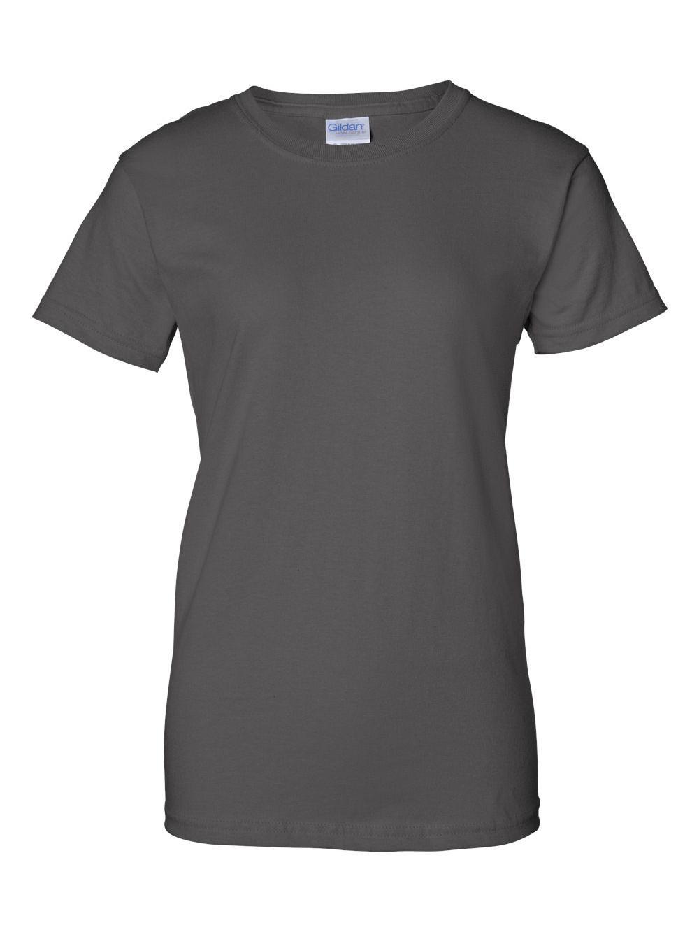 Gildan-Ultra-Cotton-Women-039-s-T-Shirt-2000L thumbnail 9