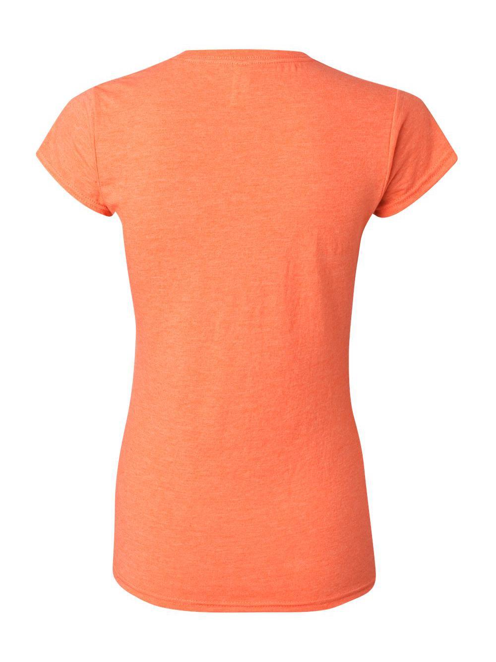 Gildan-Softstyle-Women-039-s-T-Shirt-64000L thumbnail 22