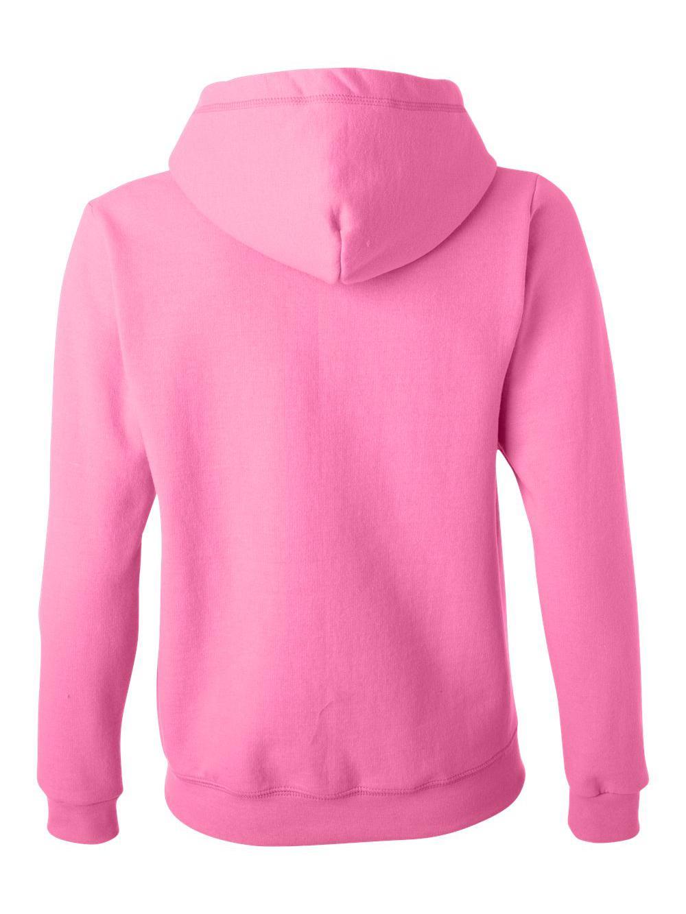 Gildan-Heavy-Blend-Women-039-s-Full-Zip-Hooded-Sweatshirt-18600FL thumbnail 4
