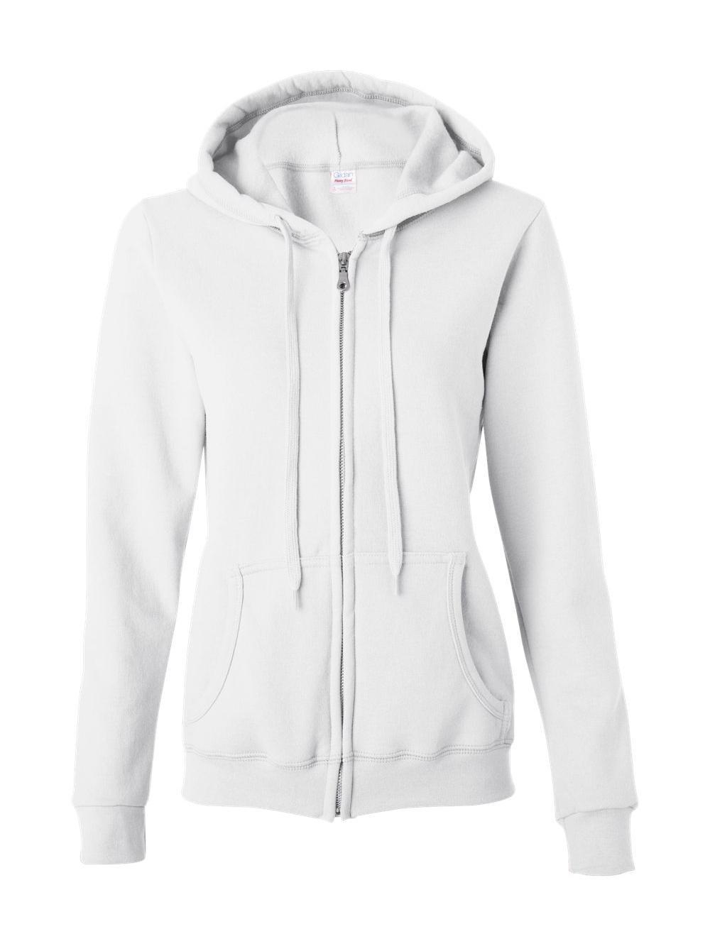 Gildan-Heavy-Blend-Women-039-s-Full-Zip-Hooded-Sweatshirt-18600FL thumbnail 15
