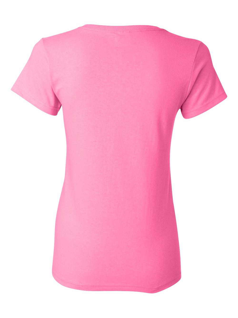 Gildan-Heavy-Cotton-Women-039-s-Short-Sleeve-T-Shirt-5000L thumbnail 13