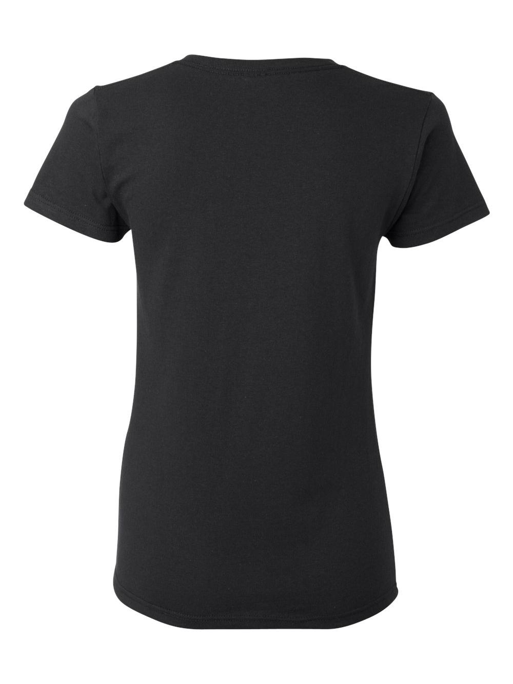 Gildan-Heavy-Cotton-Women-039-s-Short-Sleeve-T-Shirt-5000L thumbnail 16