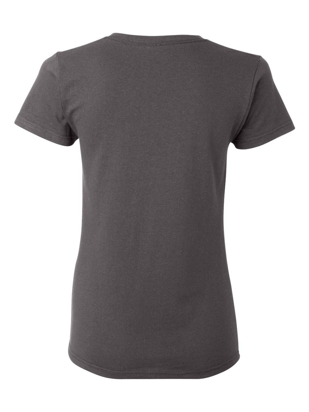 Gildan-Heavy-Cotton-Women-039-s-Short-Sleeve-T-Shirt-5000L thumbnail 25