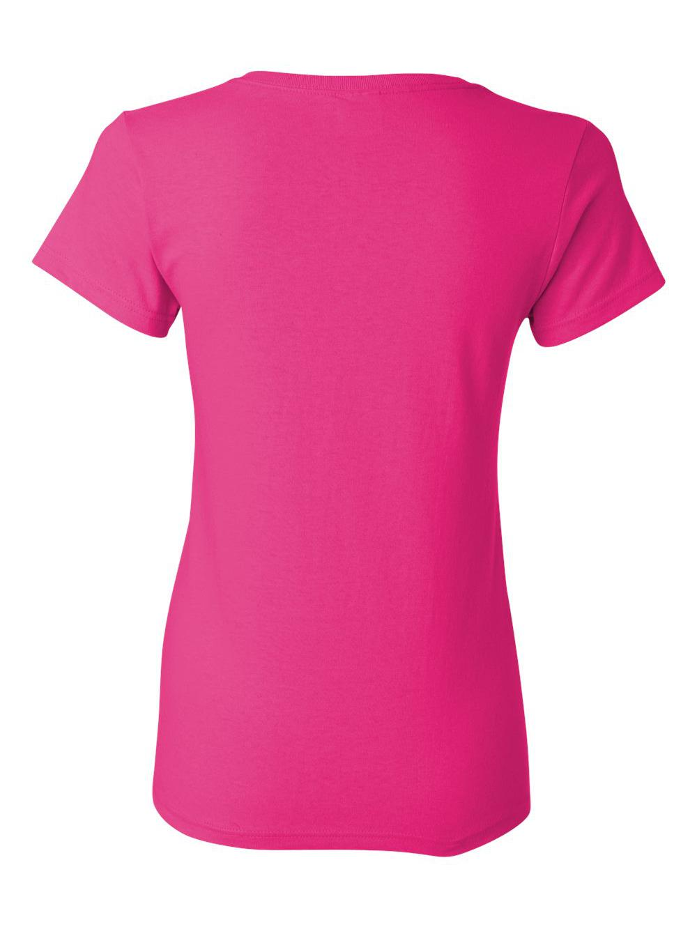Gildan-Heavy-Cotton-Women-039-s-Short-Sleeve-T-Shirt-5000L thumbnail 61