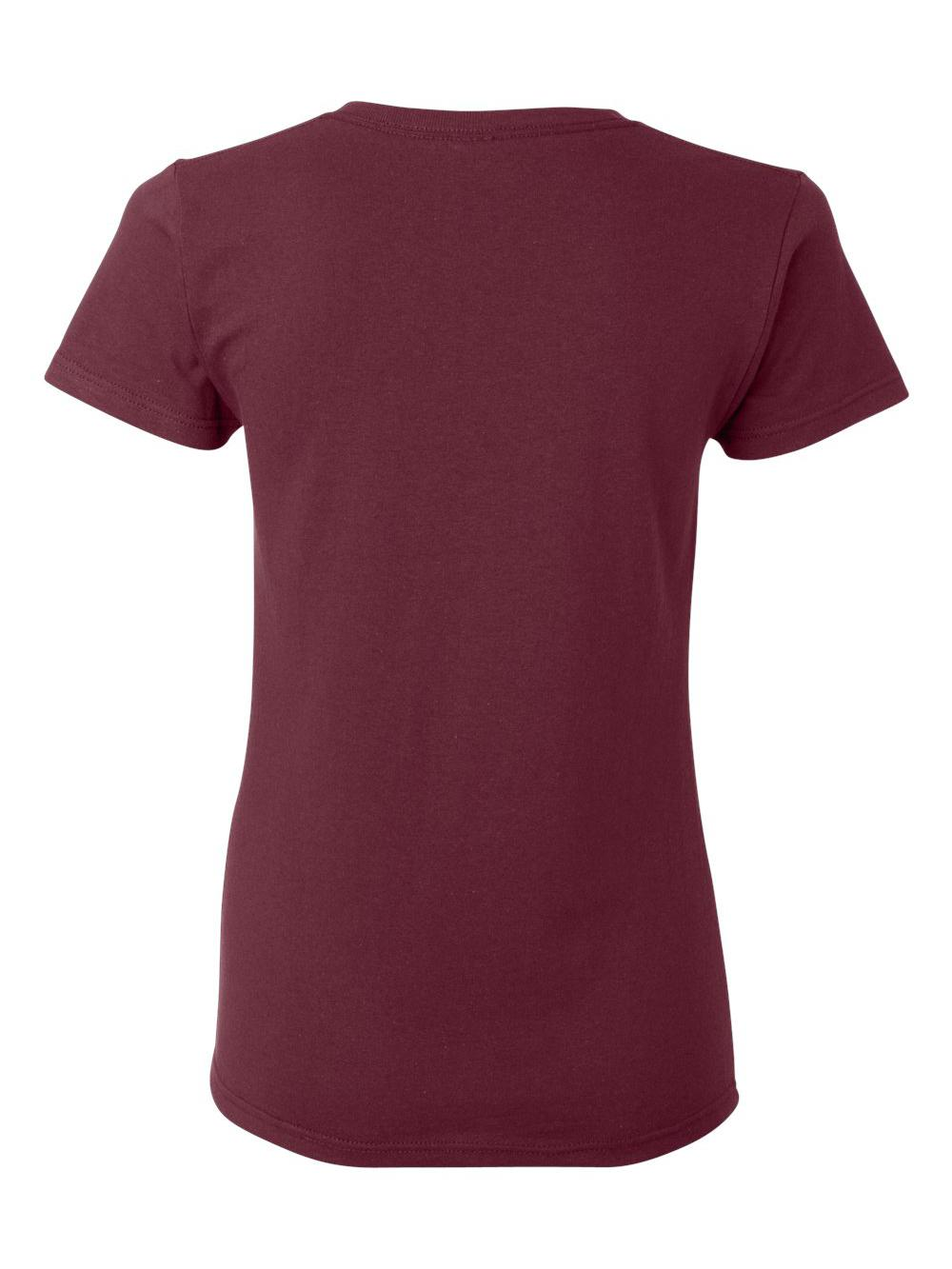 Gildan-Heavy-Cotton-Women-039-s-Short-Sleeve-T-Shirt-5000L thumbnail 79