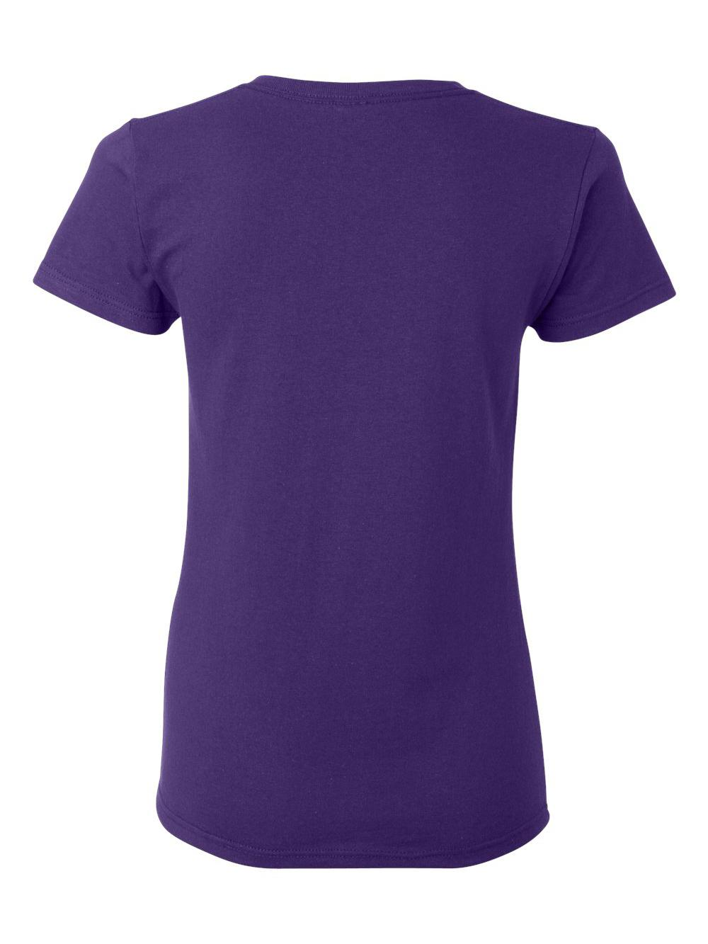 Gildan-Heavy-Cotton-Women-039-s-Short-Sleeve-T-Shirt-5000L thumbnail 92