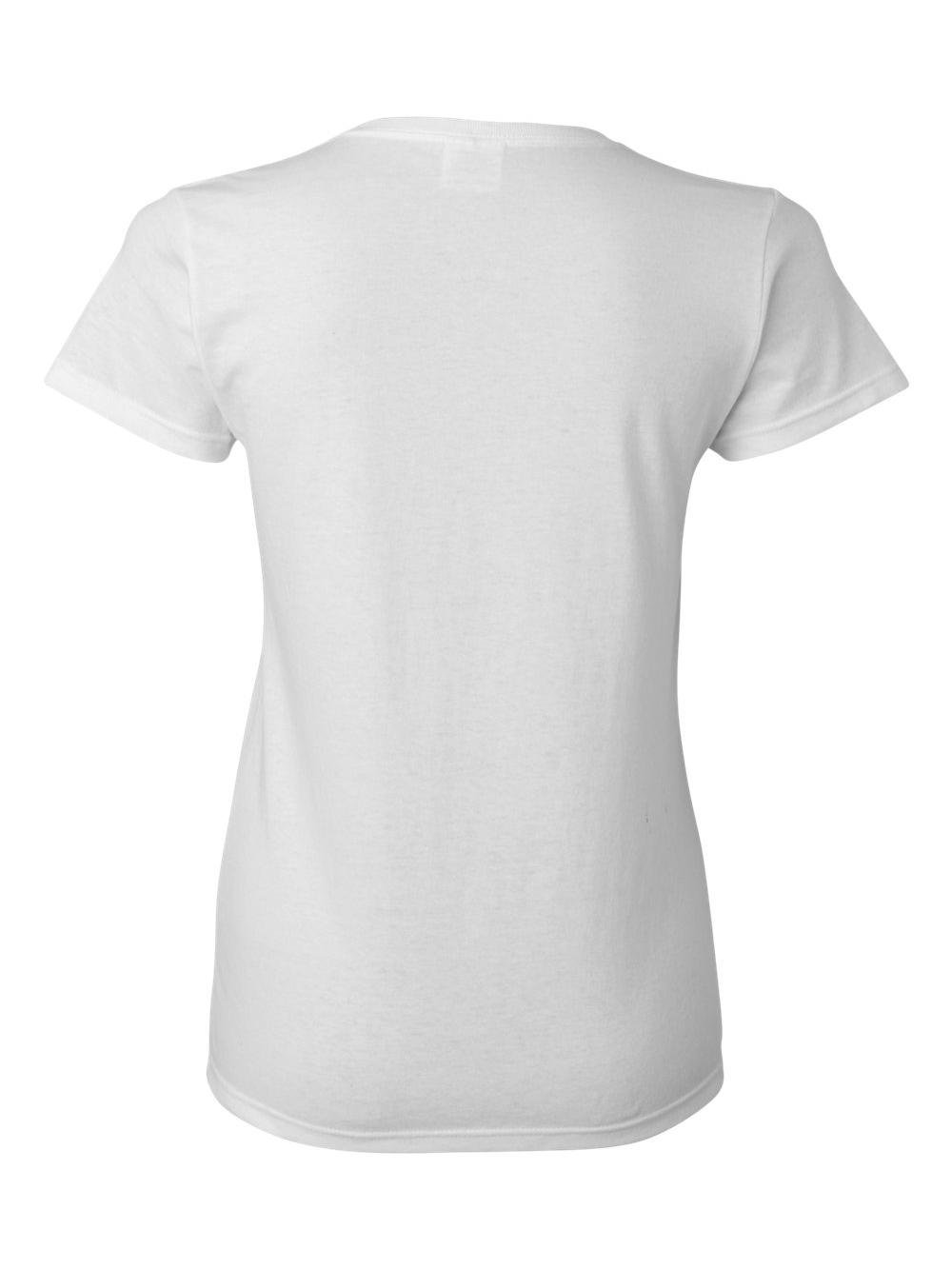 Gildan-Heavy-Cotton-Women-039-s-Short-Sleeve-T-Shirt-5000L thumbnail 118