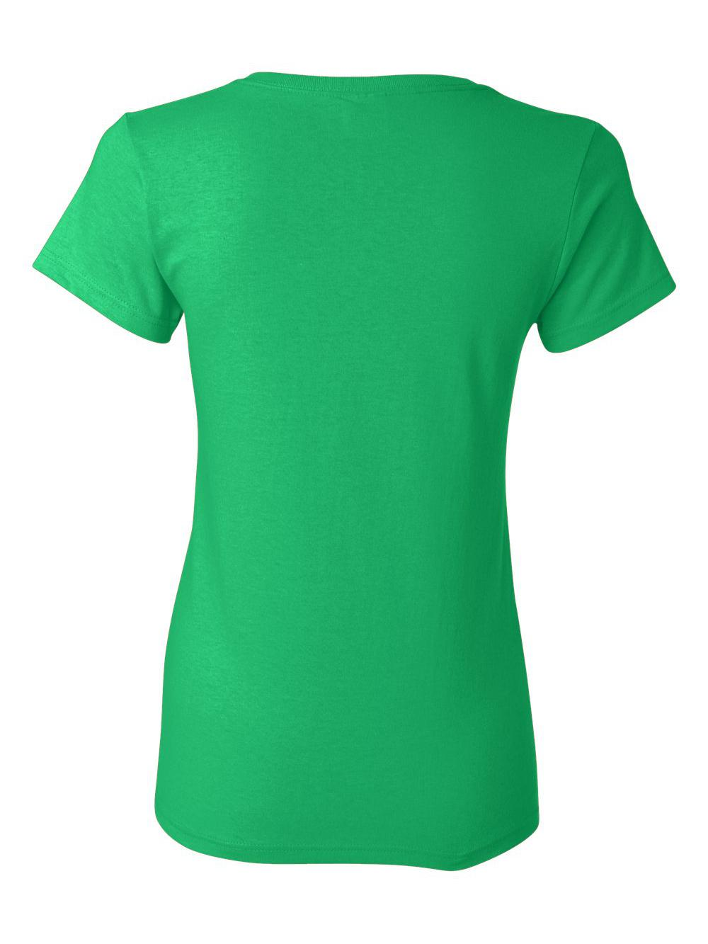 Gildan-Heavy-Cotton-Women-039-s-Short-Sleeve-T-Shirt-5000L thumbnail 64