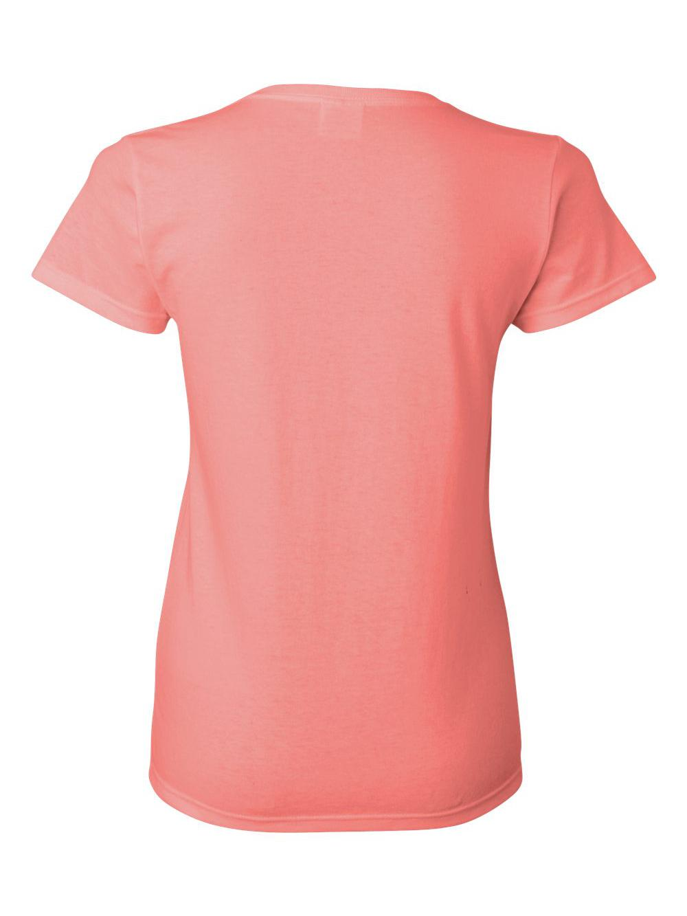 Gildan-Heavy-Cotton-Women-039-s-Short-Sleeve-T-Shirt-5000L thumbnail 28