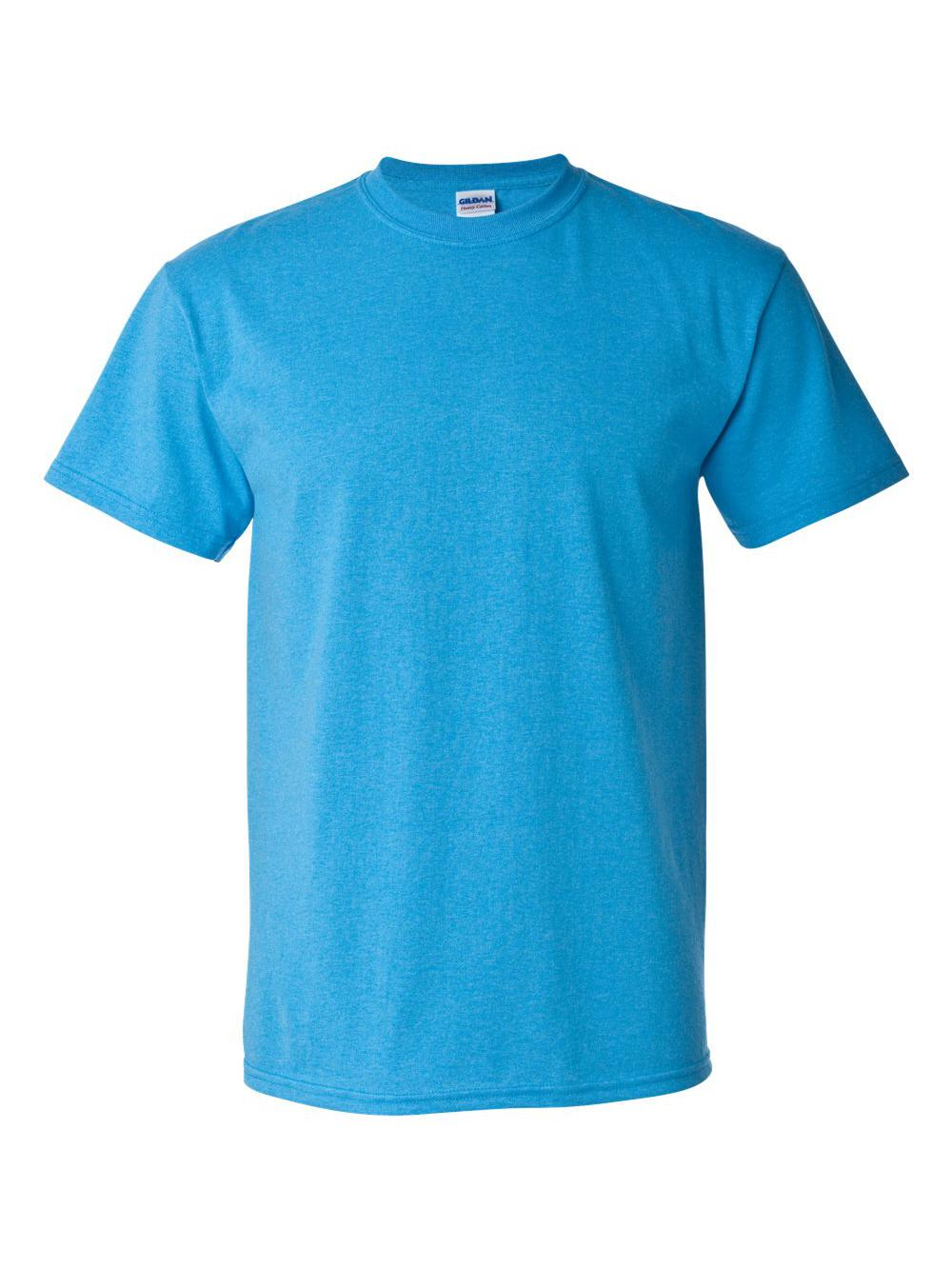 Gildan-Heavy-Cotton-T-Shirt-5000 thumbnail 81