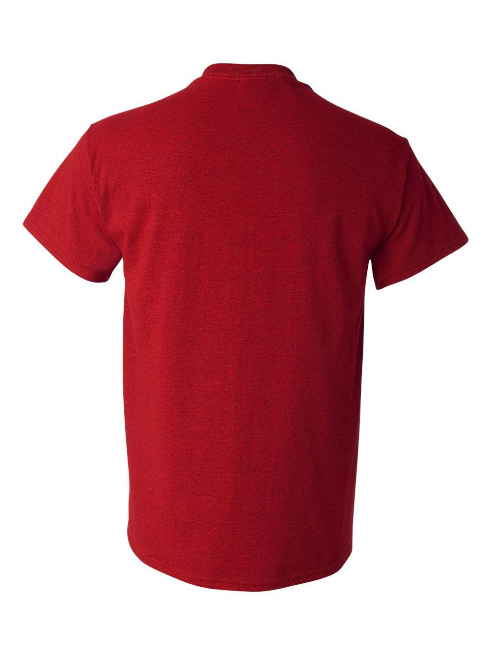 Gildan-Heavy-Cotton-T-Shirt-5000 thumbnail 4
