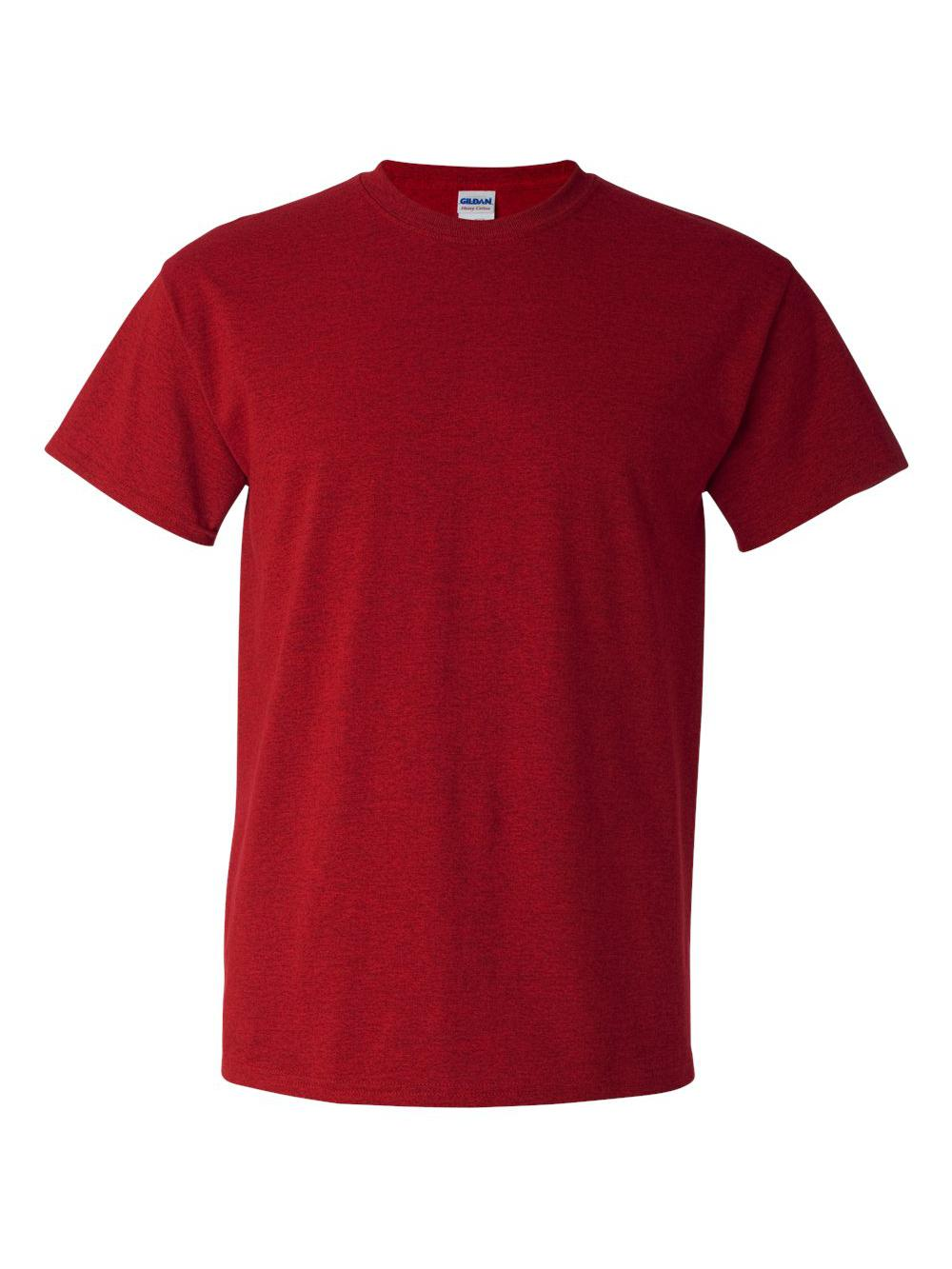 Gildan-Heavy-Cotton-T-Shirt-5000 thumbnail 3