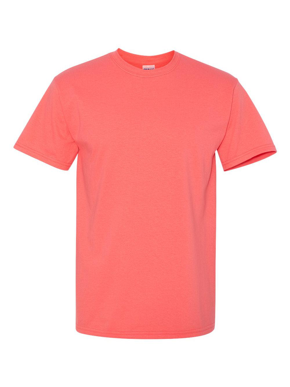 Gildan-Heavy-Cotton-T-Shirt-5000 thumbnail 39