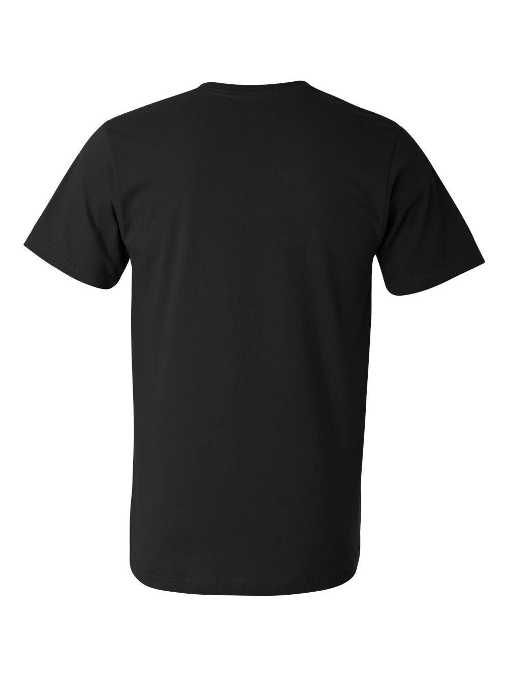 Anvil-Lightweight-Ringspun-V-Neck-T-Shirt-982 thumbnail 4