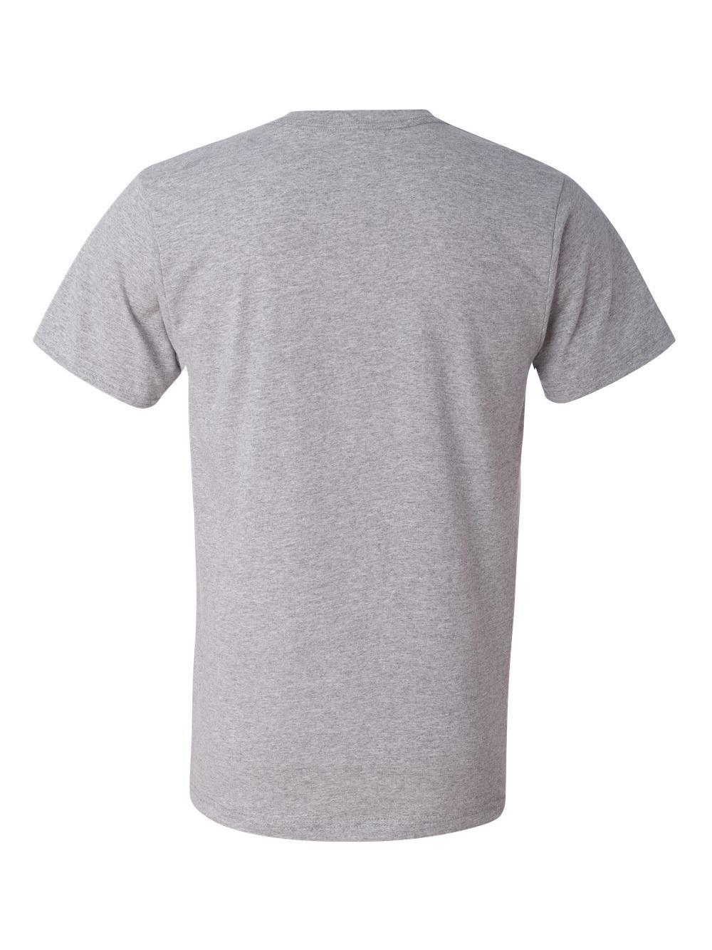 Anvil-Lightweight-Ringspun-V-Neck-T-Shirt-982 thumbnail 13