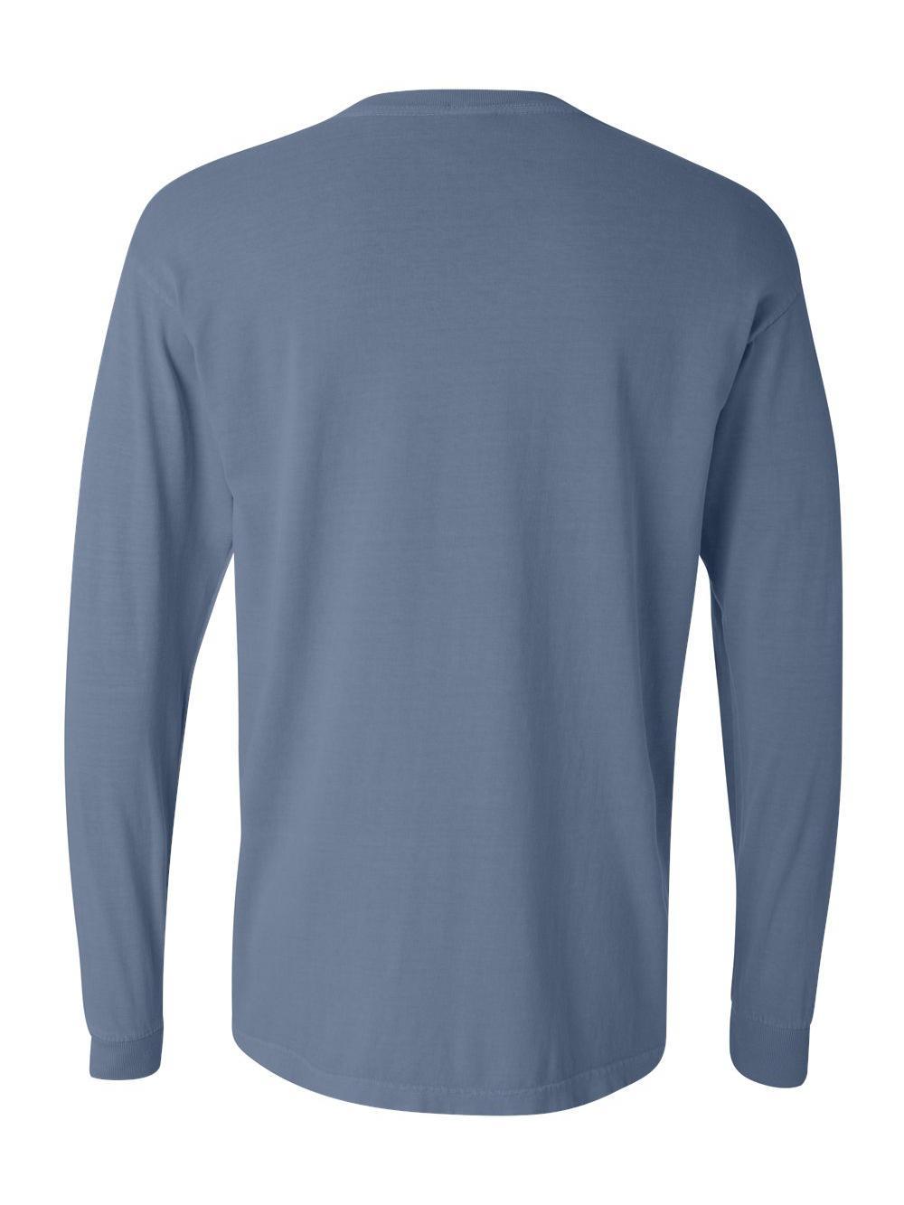 Comfort-Colors-Garment-Dyed-Heavyweight-Ringspun-Long-Sleeve-T-Shirt-6014 thumbnail 13